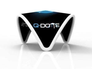 QD-V dome