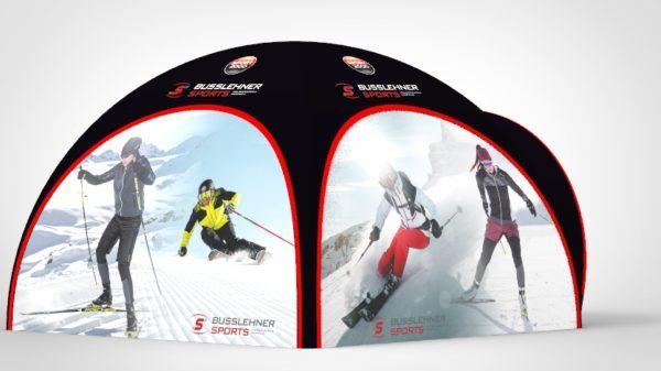 promotietent sport2000 q-dome