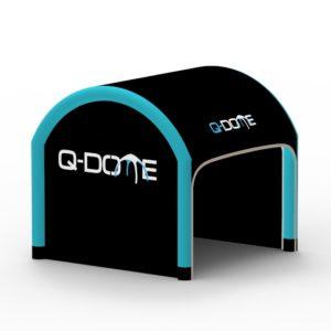QD-Y frontaal Q-DOME.COM