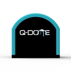 QD-Y vooraanzicht Q-DOME.COM