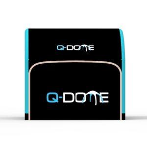 QD-Y zijaanzicht Q-DOME.COM